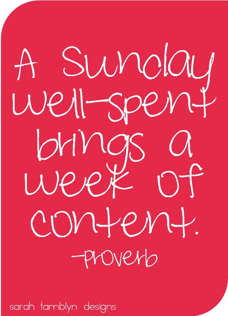 Sunday Quotes Pinterest: Sunday Quotes Pinterest. QuotesGram