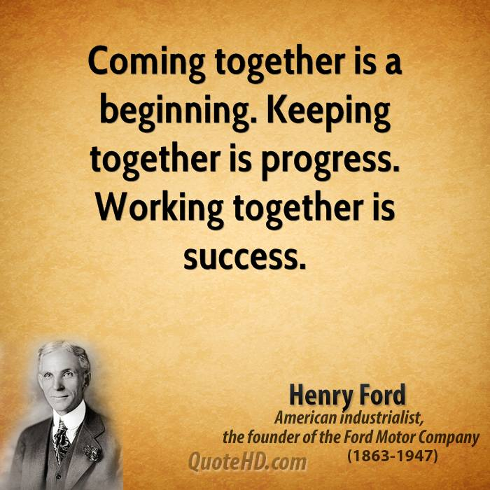 New Relationship Love Quotes: Henry Ford Quotes. QuotesGram