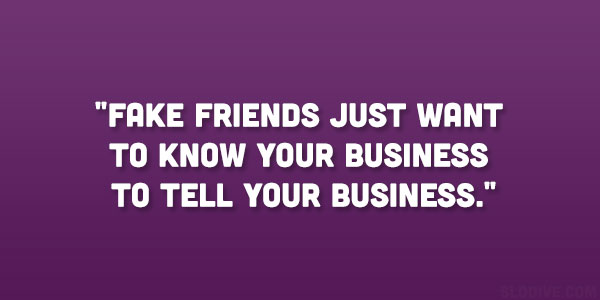 People In Your Business Quotes. QuotesGram