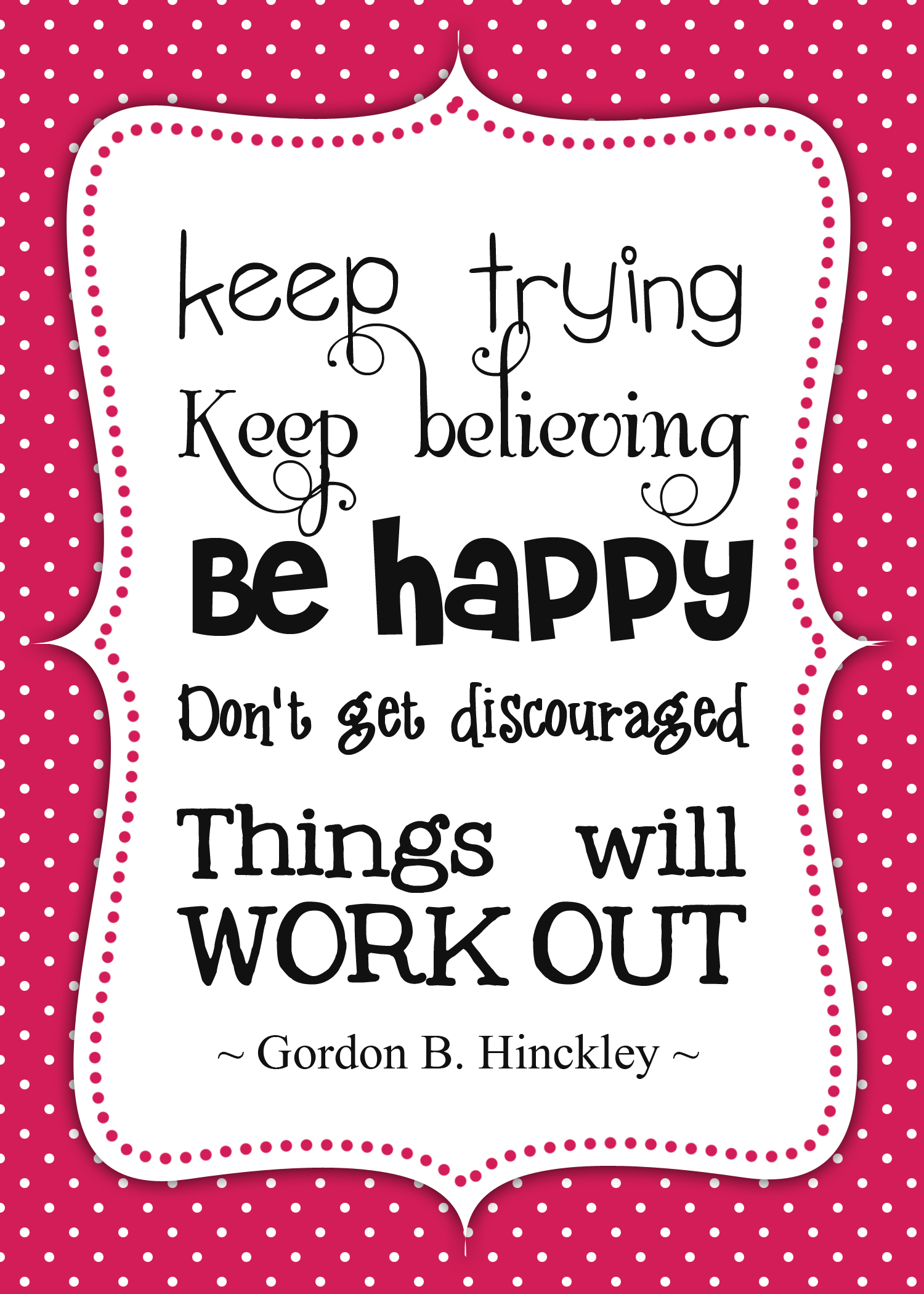 Being Happy At Work Quotes