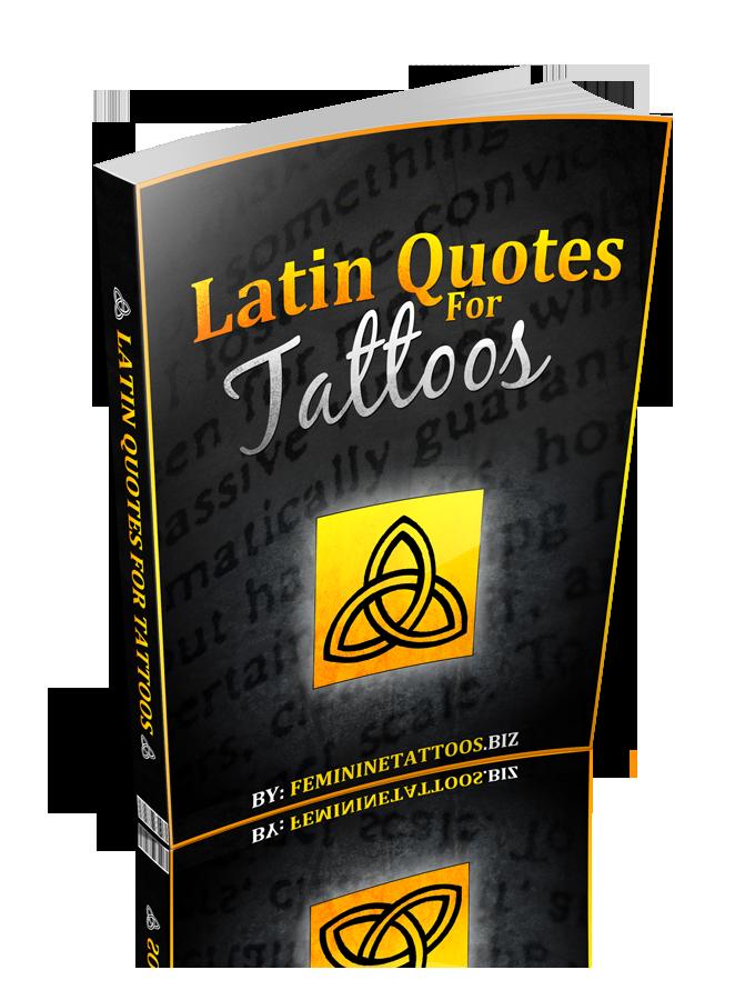 Best Latin Tattoo Quotes. QuotesGram