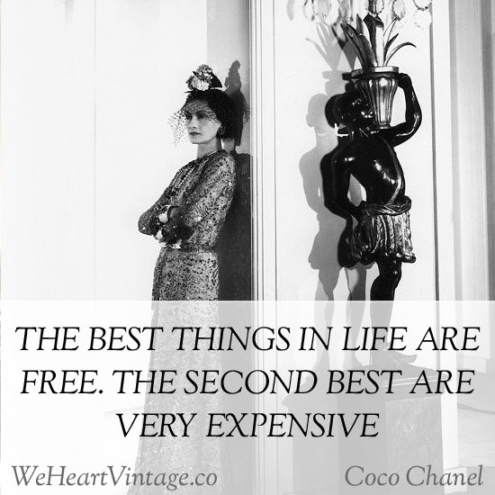 Coco Chanel Famous Quotes: 1920 Coco Chanel Quotes. QuotesGram