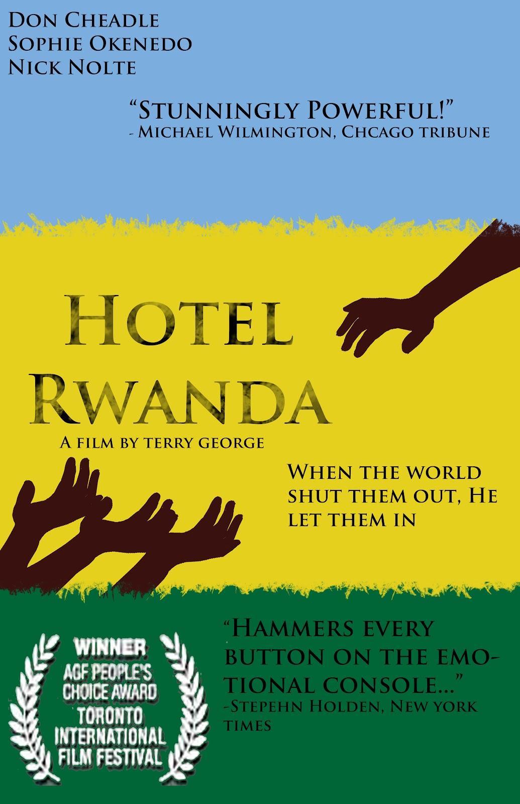 Quotes From Hotel Rwanda Quotesgram