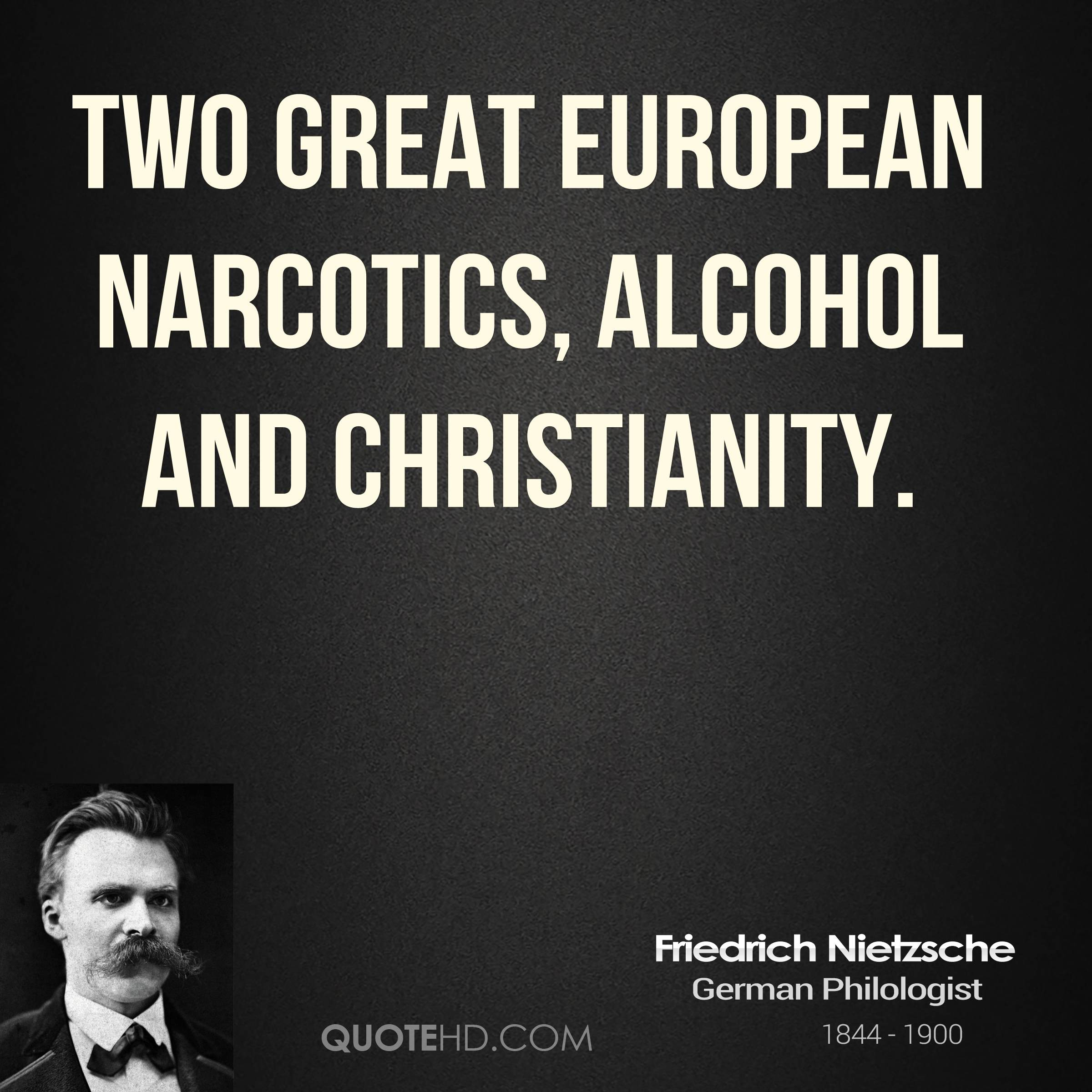 an overview of the friedrich nietzsches argument The parable of the madman, presented here, is nietzsche's attempt to argue that mankind has killed god.