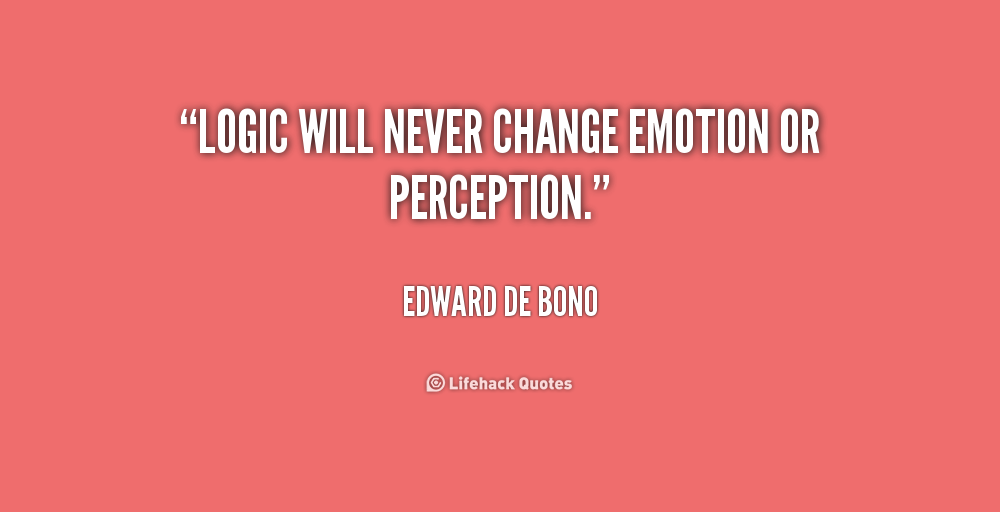 Logical Quotes About Emotions. QuotesGram