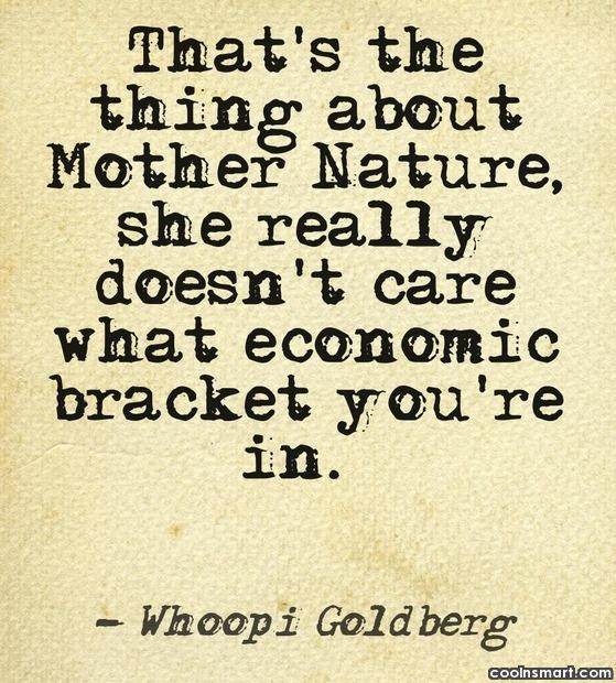 mother nature quotes and sayings quotesgram
