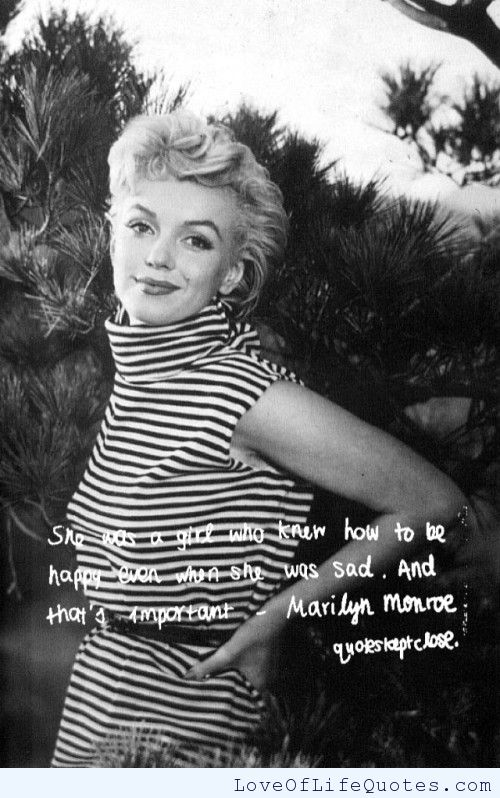 Marilyn Monroe New Years Quotes: Marilyn Monroe Birthday Quotes. QuotesGram