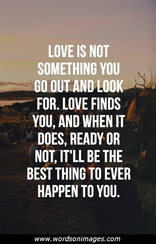 Finding Love Quotes: Famous Quotes About Finding Love. QuotesGram