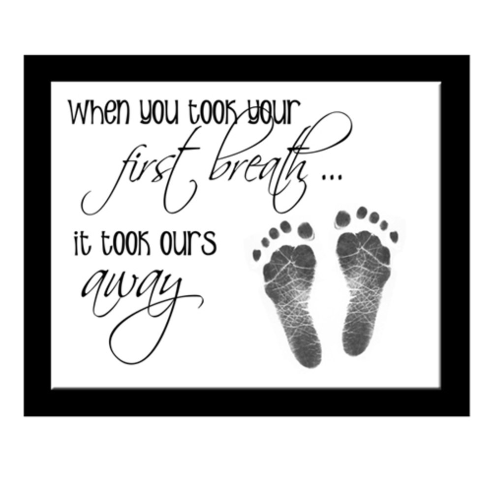 quotes about baby footprints quotesgram