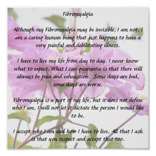 Inspirational Quotes About Positive: Fibromyalgia Inspirational Quotes. QuotesGram
