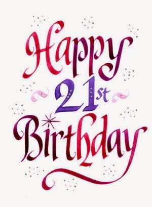 Happy 21st Birthday Daughter Quotes. QuotesGram