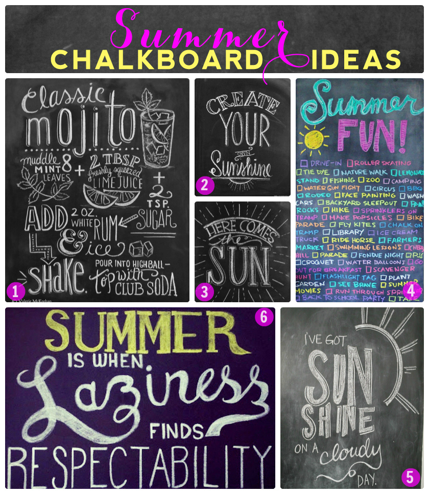 Chalk Boards Cute For Spring Quotes. QuotesGram