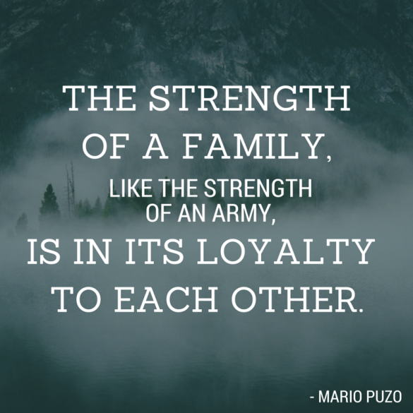 I Love You Quotes: Quotes About Family Mario Puzo. QuotesGram