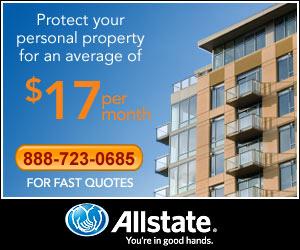 Allstate renters insurance