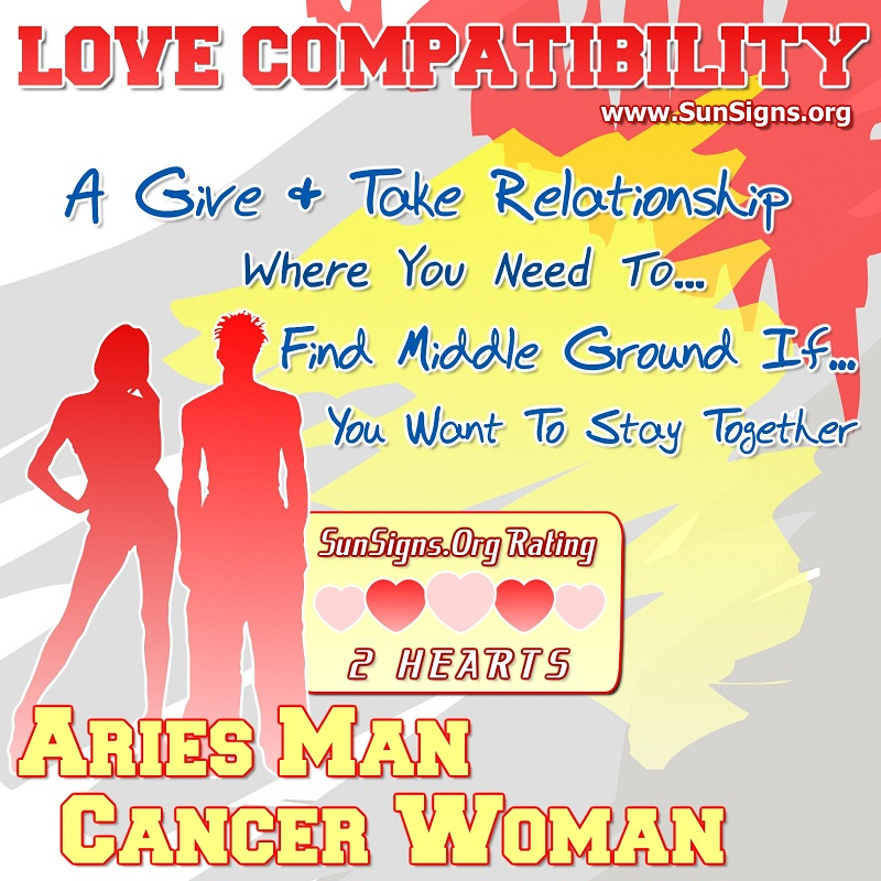 Cancer and Capricorn - Compatibility in Sex Love and Life