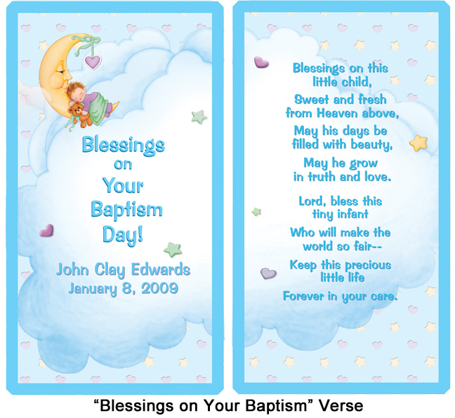 Baptism Blessings Quotes. QuotesGram