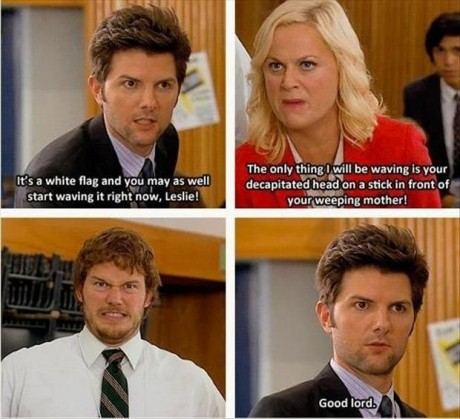 Leslie Parks And Recreation Quotes Quotesgram