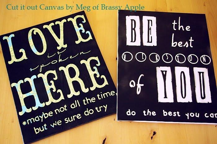 Cool Canvas Ideas Quotes Quotesgram