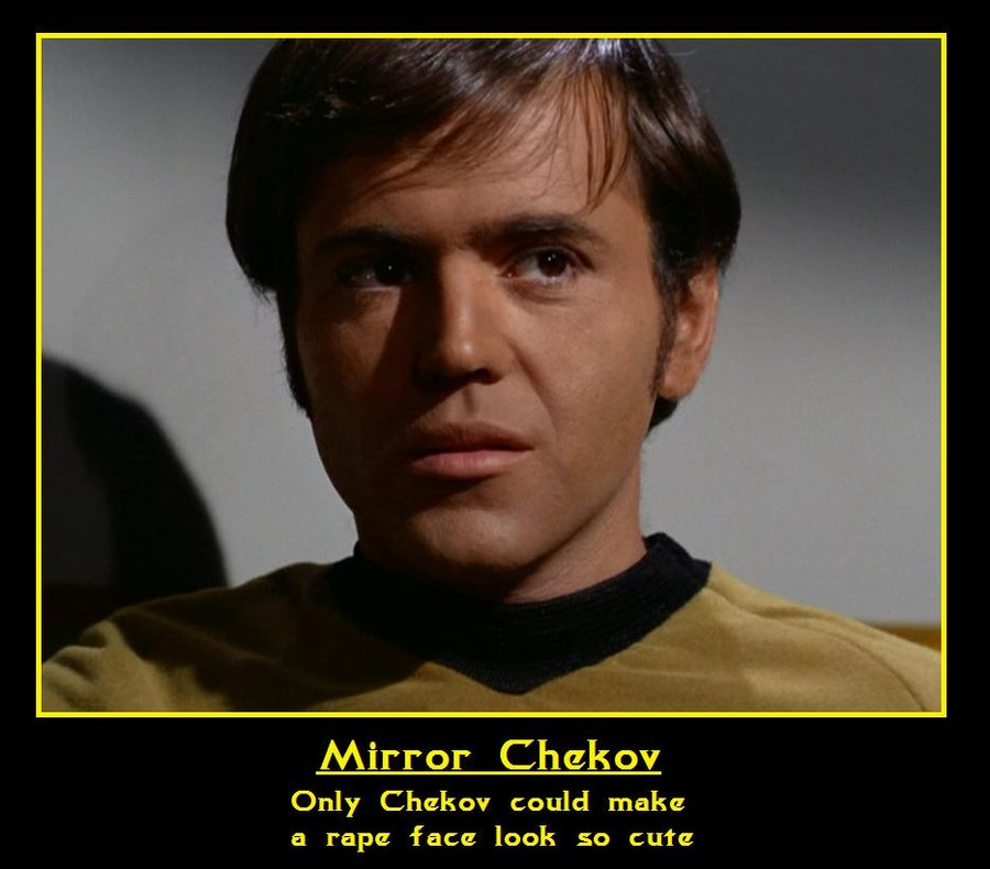 Quotes About People Who Notice: Pavel Chekov Quotes. QuotesGram