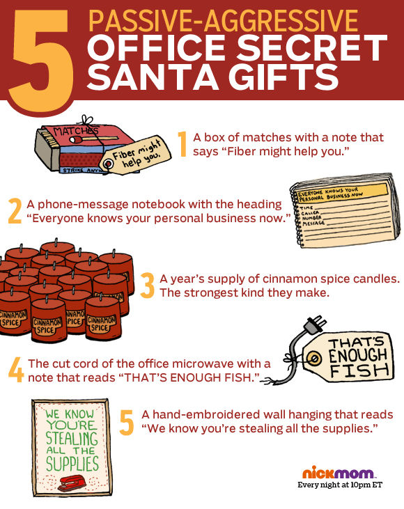 Secret santa quotes and sayings quotesgram - Best gifts for office secret santa ...