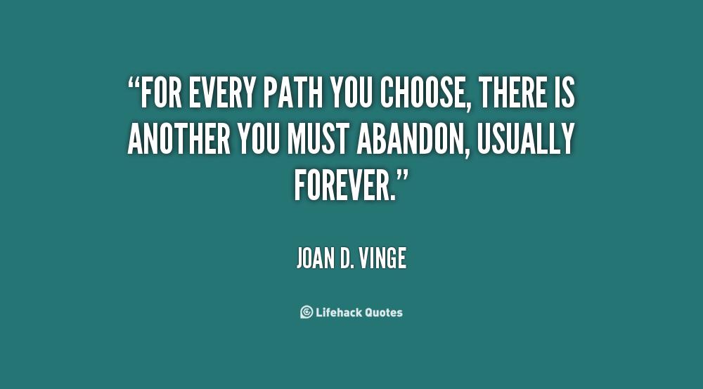 Paths Quotes. QuotesGram
