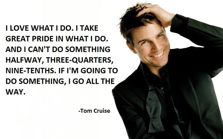 Cruise Ship Quotes And Sayings Quotesgram: Tom Cruise Quotes. QuotesGram