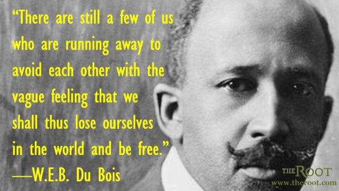 w e dubois Although web du bois was a major leader in the early civil rights movement in america, ultimately he became delusioned with prospects for equality of african-americans through out his life at various times he was accused of elitism, communism, and black separation.
