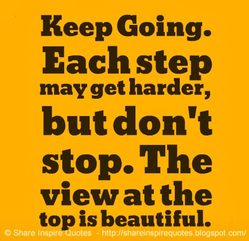 Motivational Quotes To Keep Going In Life: Motivational Quotes About Keep Going. QuotesGram