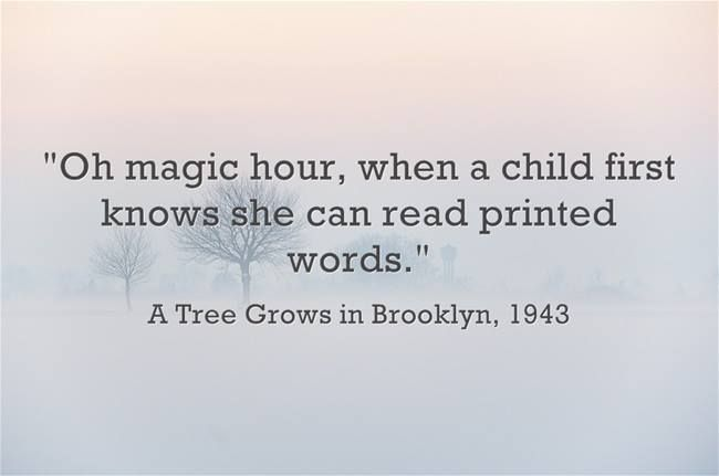 A Tree Grows In Brooklyn Quotes. QuotesGram