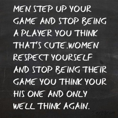 Player Quotes: Player Quotes For Women. QuotesGram