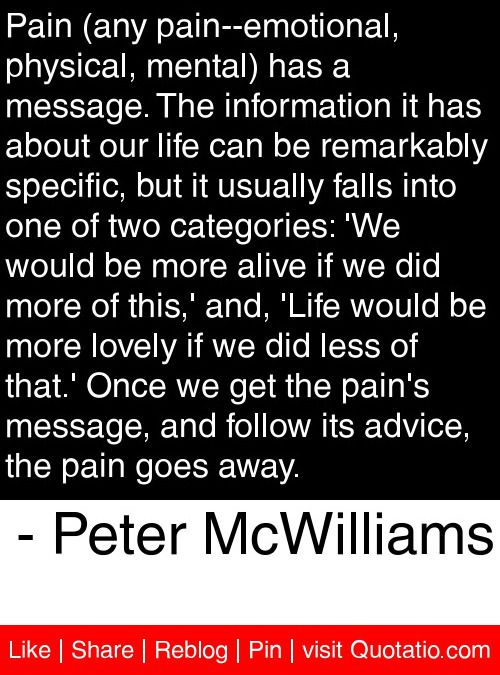 Physical Pain Quotes. QuotesGram