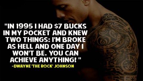 The Rock Pie Quotes. QuotesGram