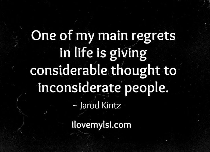Funny Quotes About Inconsiderate People. QuotesGram