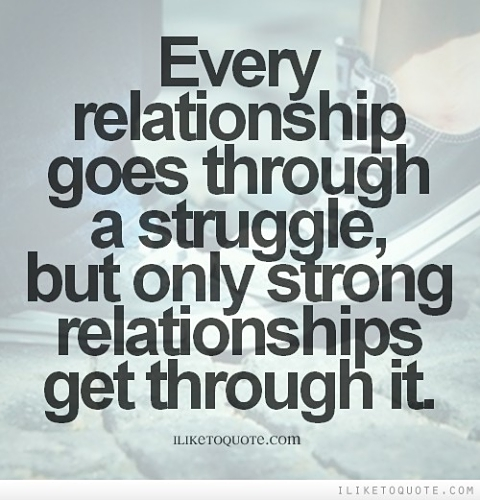 Quotes About Love: Strong Couple Relationship Quotes. QuotesGram
