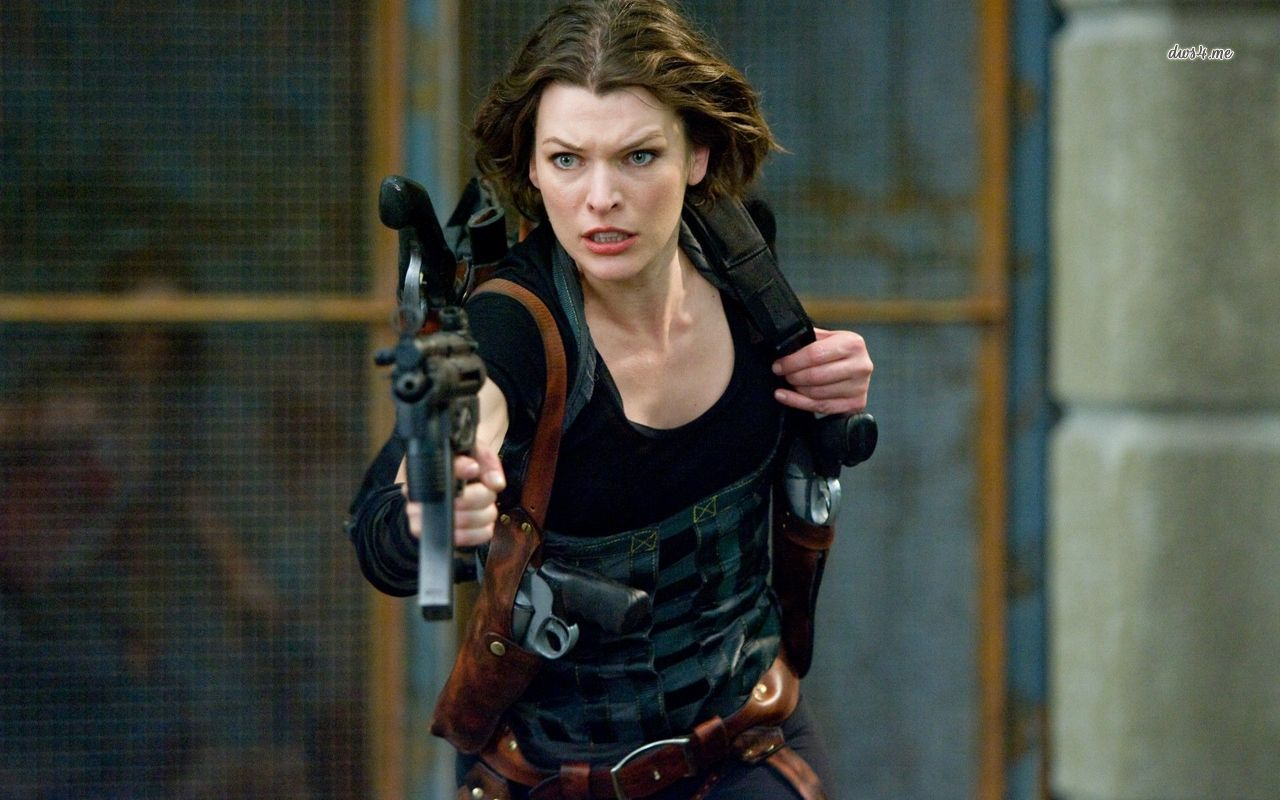 Alice resident evil quotes quotesgram - Resident evil afterlife wallpaper ...