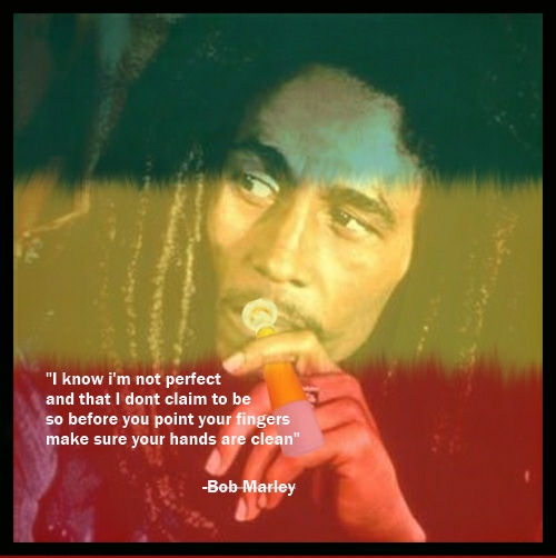Bob Marley Quotes About Judging. QuotesGram