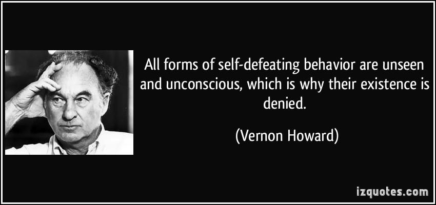 Self Destructive Behavior Quotes. QuotesGram