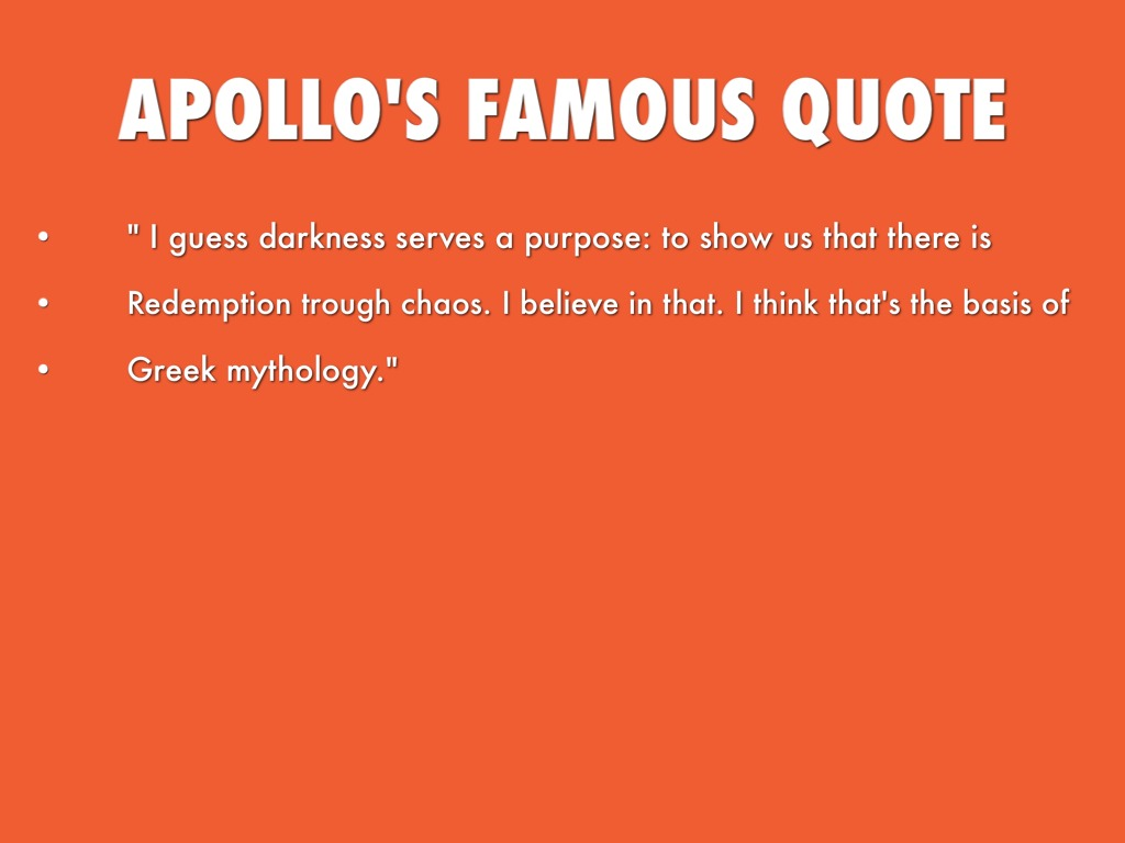 Quotes About Greek Mythology: Apollo Greek God Quotes. QuotesGram