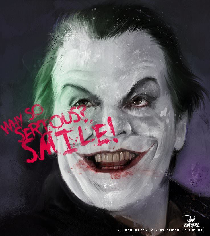 Jack Nicholson Joker Quotes Batman. QuotesGram
