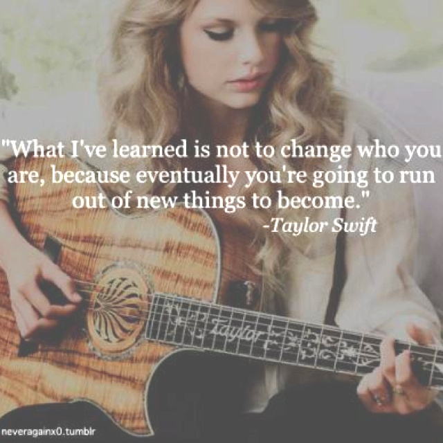 Taylor Swift Life Quot...