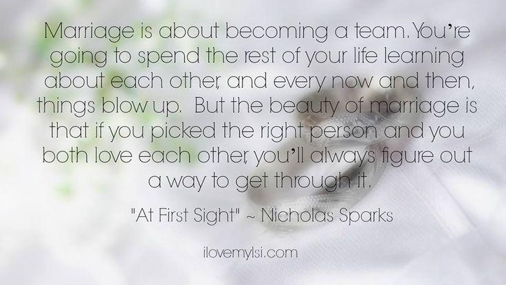 Nicholas Sparks Movie Quotes Quotesgram: Nicholas Sparks Quotes About Marriage. QuotesGram