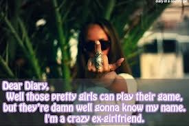 Quotes About Crazy Ex Girlfriends. QuotesGram