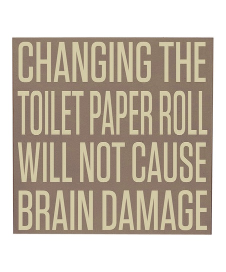 how to change toilet paper roll