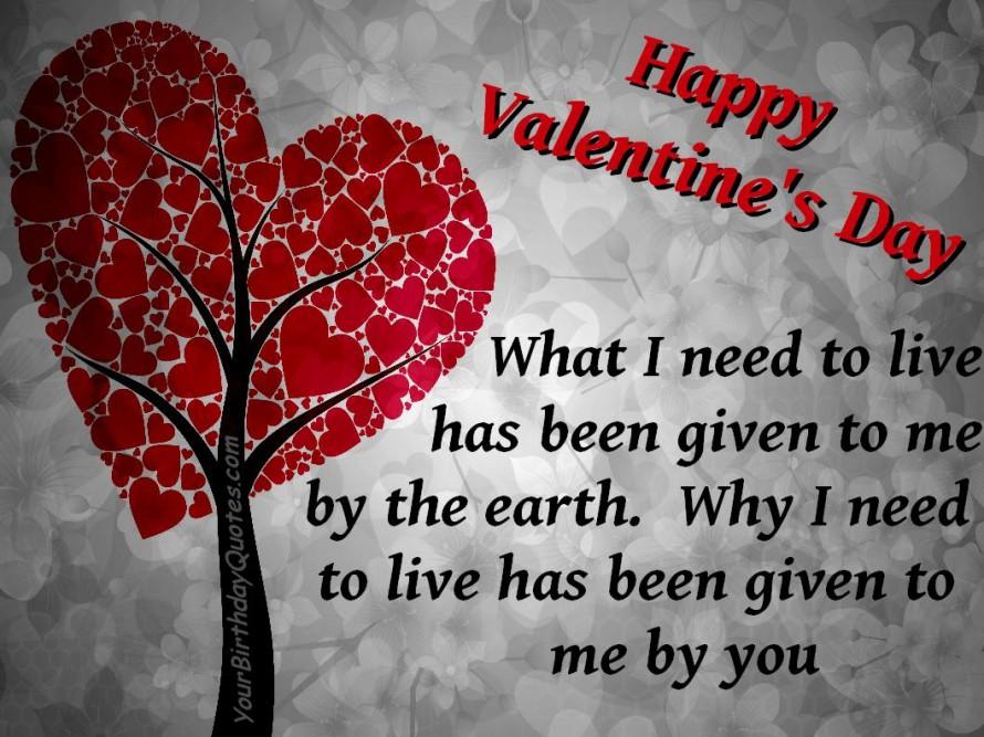 Messages valentine boyfriend love for What To