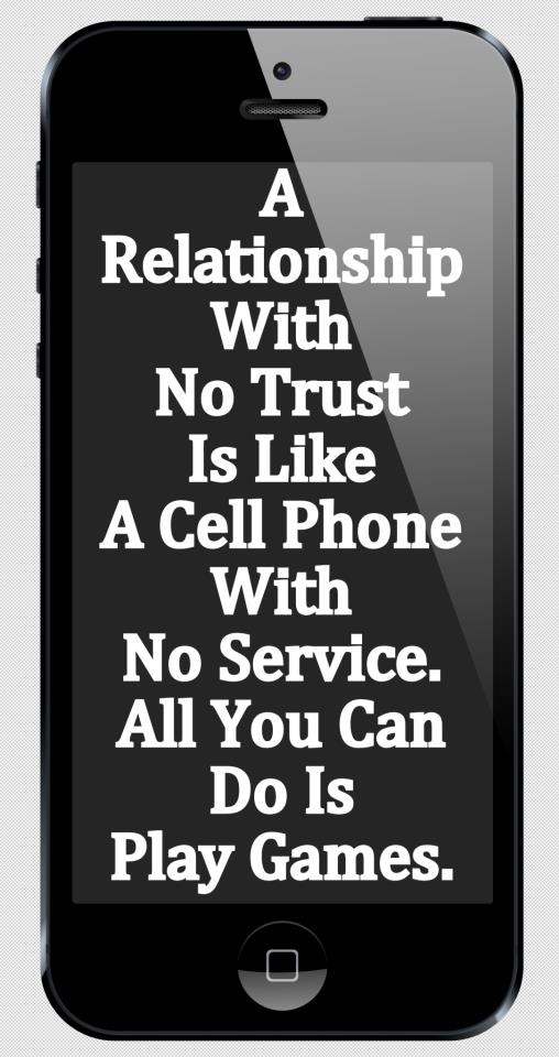 dating with trust issues Do you have trust issues learn how to recognize and deal with trust issues and improve your relationships get the hottest relationships advice from lifescriptcom.