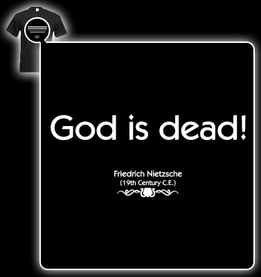 "god is dead essay The meaning of nietzsche's death of god kevin cole in time's stayless stealthy swing insistence that, if god is dead, morality is dead as well"" (214)7."