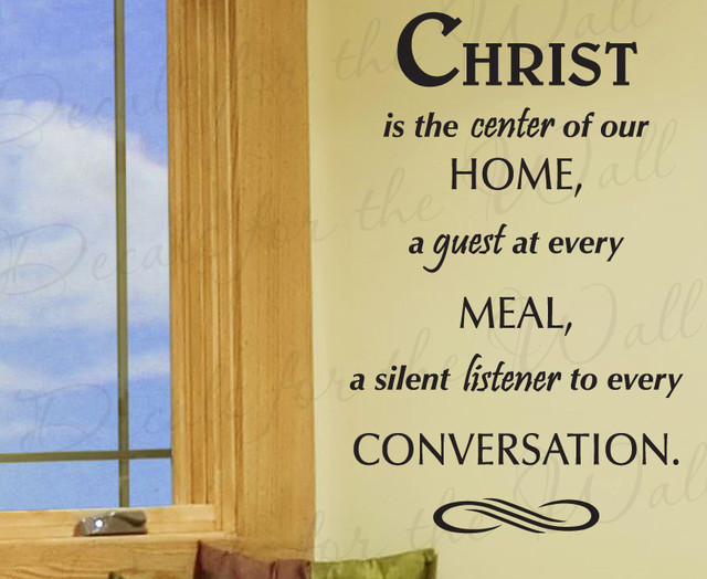 Contemporary Foyer Quotes : Entryway plaque religious quotes quotesgram