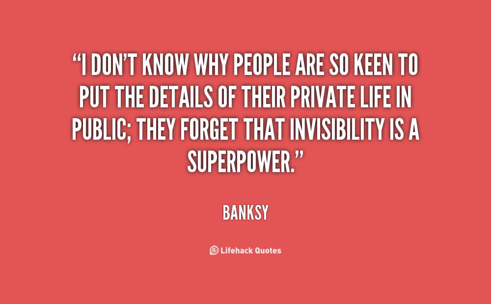 Banksy Quotes. QuotesGram