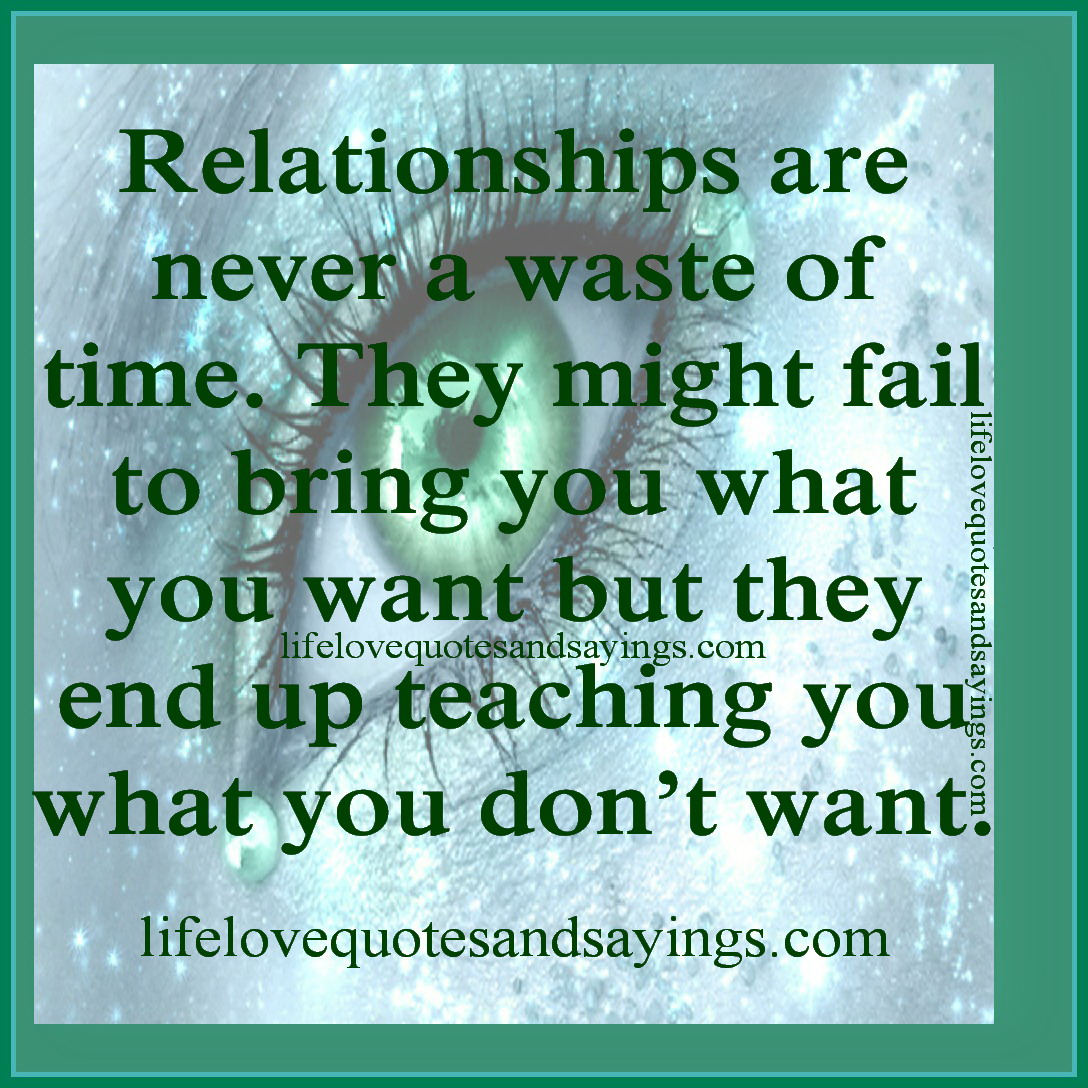 Quotes About Relationships And Time: Time Quotes And Sayings. QuotesGram