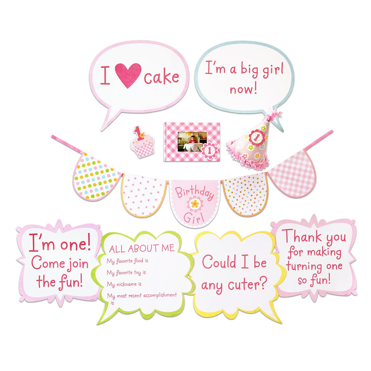 Baby First Birthday Quotes. QuotesGram